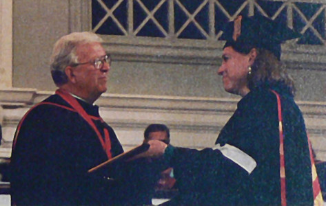 SBTS Graduation, 1993