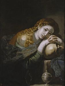 """Mary Magdalene,"" Jose de Ribera"