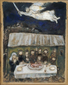 "Marc Chagall's ""Passover"""