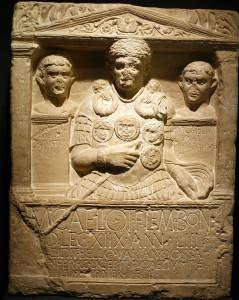 Monument to Centurion Marcus Caelius, 1st C CE