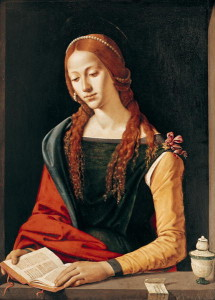 """Mary Magdalene,"" by Piero di Cosimo"
