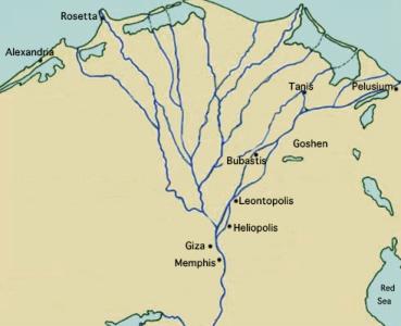 EgyptDeltaMap