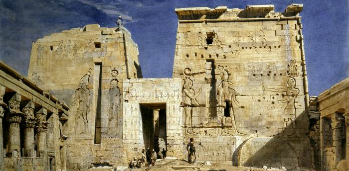 http://clfrancisco.com/wp-content/uploads/2014/10/Werner_Temple_of_Philae2.jpg