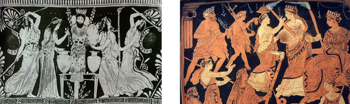 Dionysian and Eleusinian Mysteries