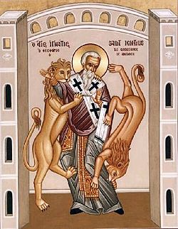 St Ignatius of Antioch, Enemy of Docetism