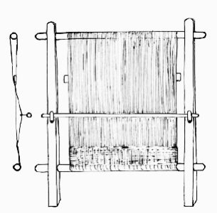 Double-beam Loom