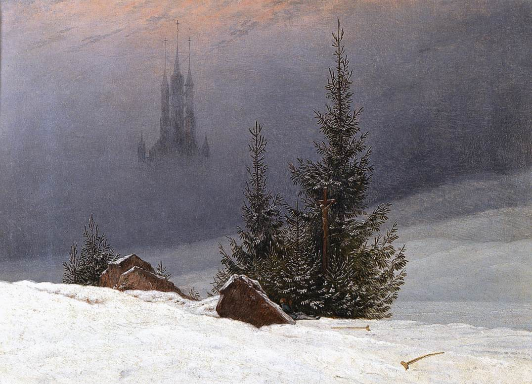 caspar_david_friedrich_-_winter_landscape_with_church_-_wga08245